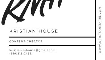 KRISTIAN HOUSE